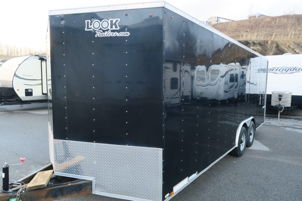 Jayco Travel Trailer Parts >> 2017 LOOK ELEMENT CARGO TRAILER 8.5X20 V-NOSE | Roy's RV Supercenter in West Virginia