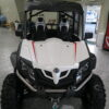 2021 CFMOTO Z-FORCE 800 EX PEARL WHITE