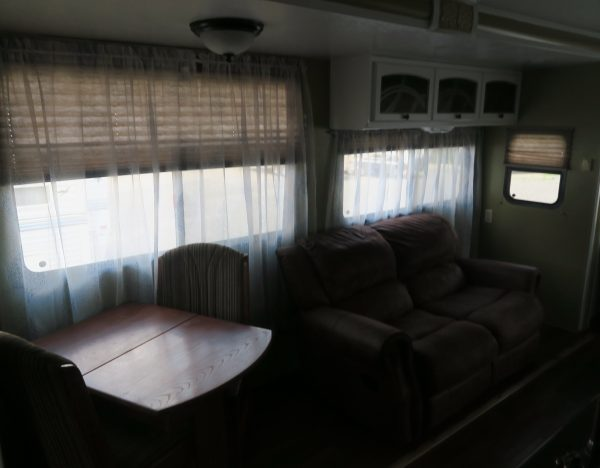 2012 HEARTLAND ELKRIDGE 34TSRE 5TH WHEEL